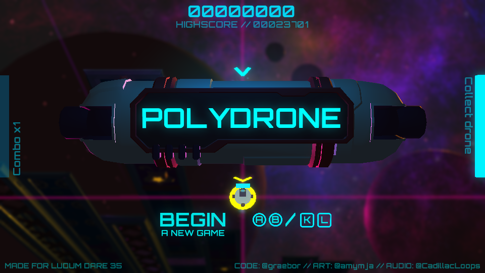 Polydrone