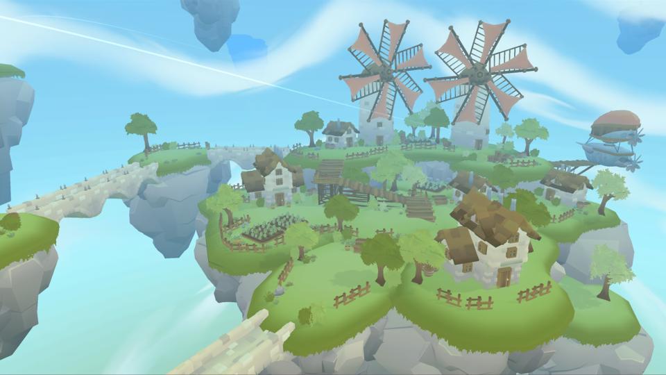 Floating Island 5